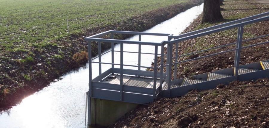 Dijkversterking Eiland van Dordrecht Bartels Montage
